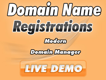 Cut-price domain name registration service providers